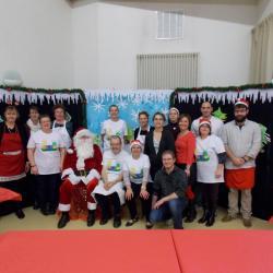 l'équipe de l'APEB et les enseignants