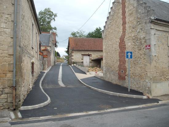 rue le champ Marot
