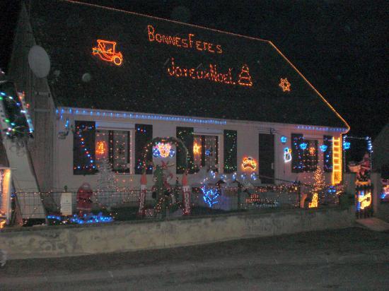 Noël rue de la prairie